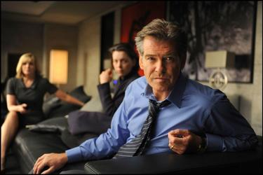 Pierce Brosnan in &quot;The Ghost Writer.&quot;